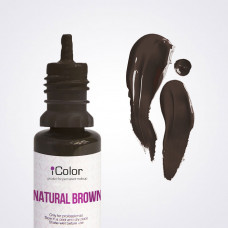 iColor монодоза Natural Brown 3 мл